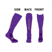 Instonians Socks - Purple 2018